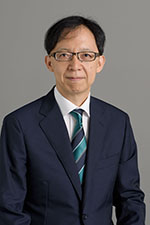 Dean of the Graduate School of Health Management toru_takebayashi;